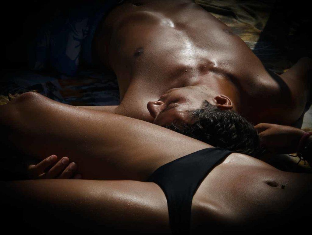 מנוחה אחרי סקס